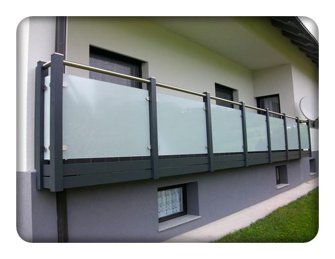 ALU-Glas - Balkon-Zaun & Bausysteme Allgäu UG