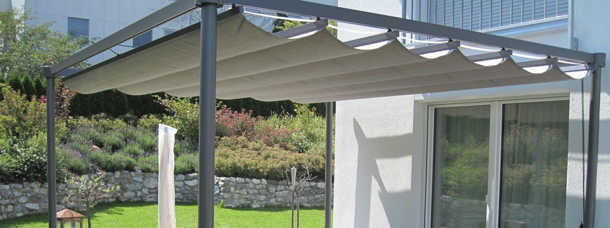 Hervorragend SONNENSCHUTZ - Balkon-Zaun & Bausysteme Allgäu UG RW42