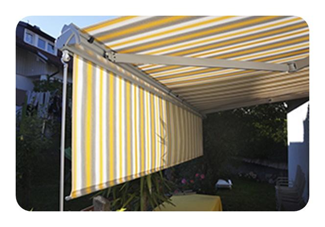Sonnenschutz Balkon Zaun Bausysteme Allg U Ug