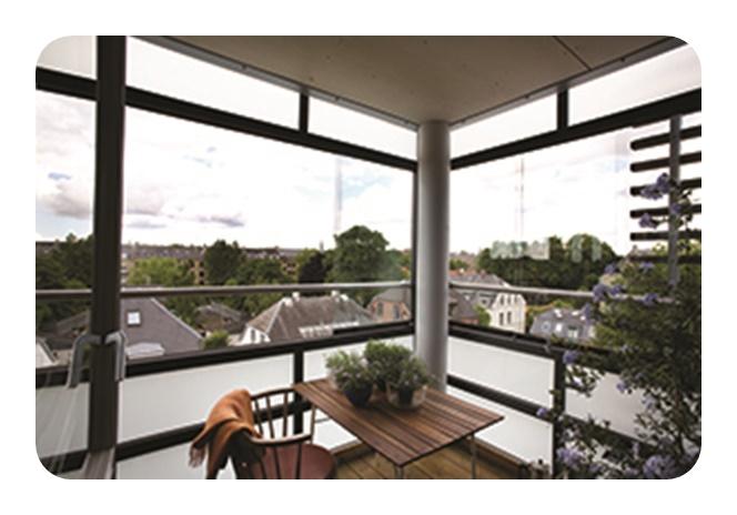verglasung balkon zaun bausysteme allg u ug. Black Bedroom Furniture Sets. Home Design Ideas